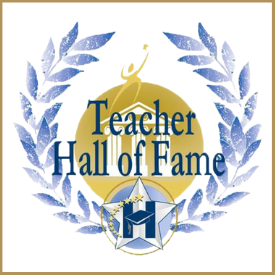 Teacher hall of Fame