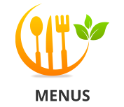 Link to breakfast and lunch menus