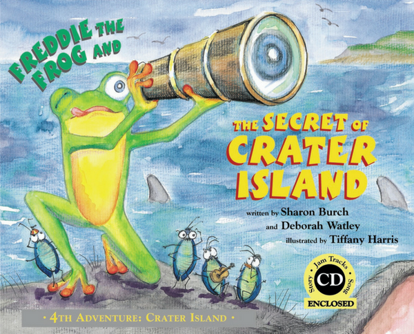 the secret of crater island
