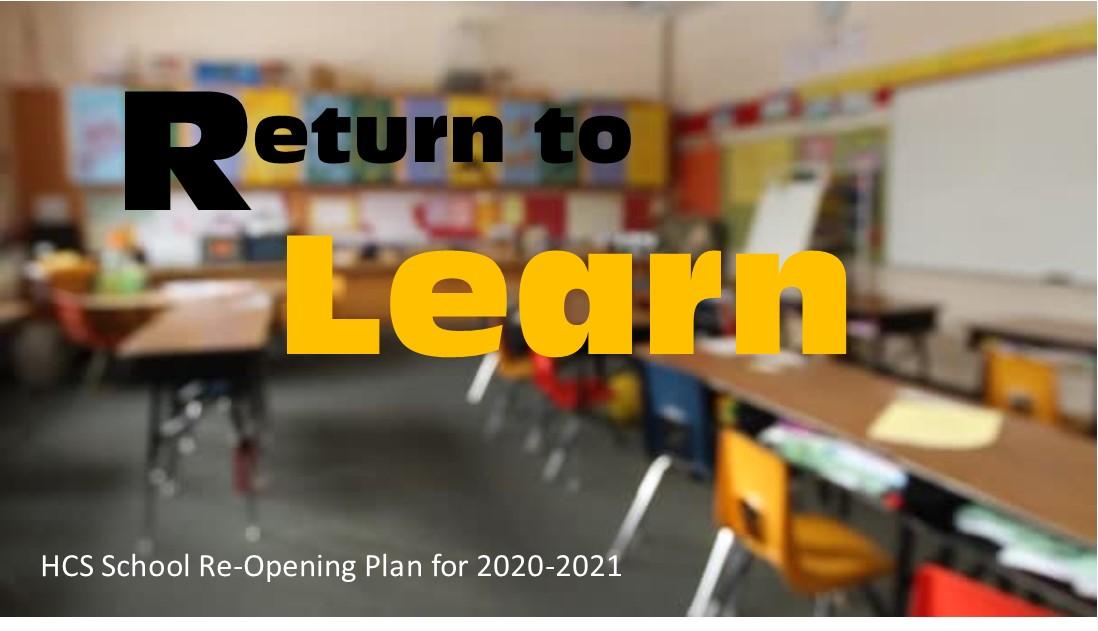 Opening Plan