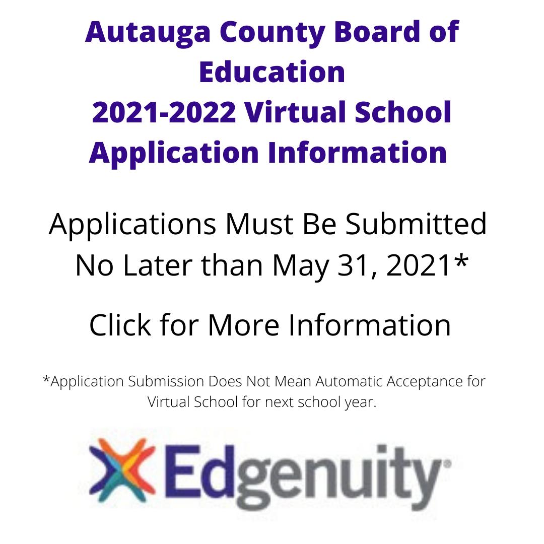 Virtual School 2021-2022