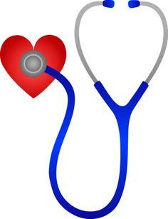 Stethoscope heart image