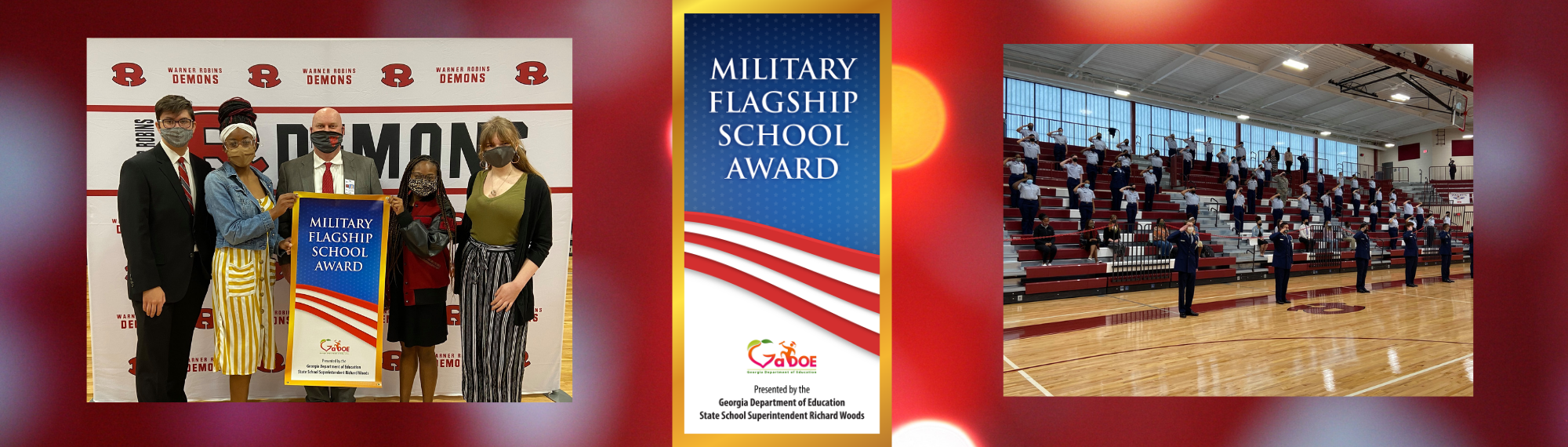 Military Flagship School Award