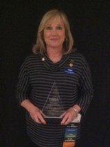 Debbie Shedden received the Premier Ambassador Award
