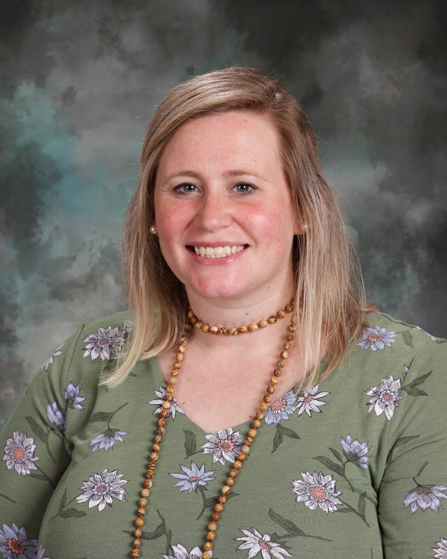 Jessica Stanford, 4th Grade Teacher