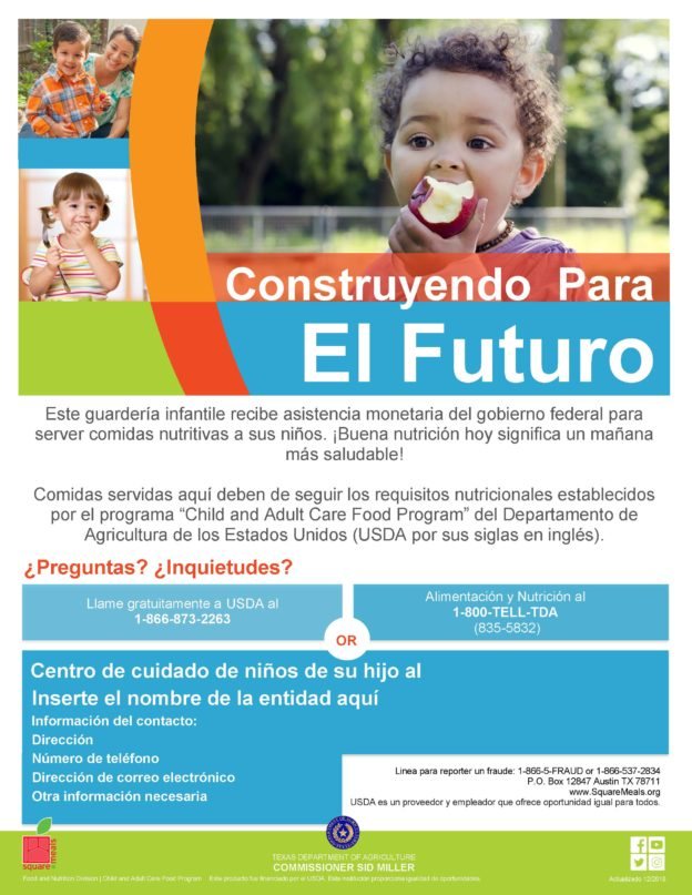 Building for the Future Spanish