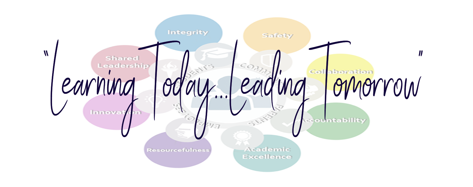Learning today... leading tomorrow