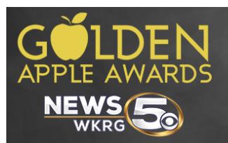 Golden Apple Awards News 5 WKRG