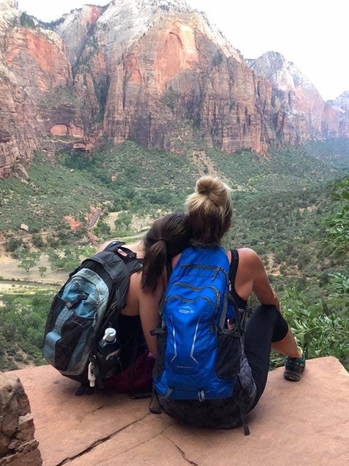 Hiking Utah