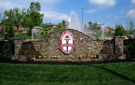 North Greenville campus