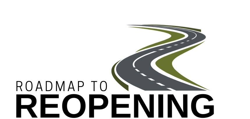 Road map to reopening school