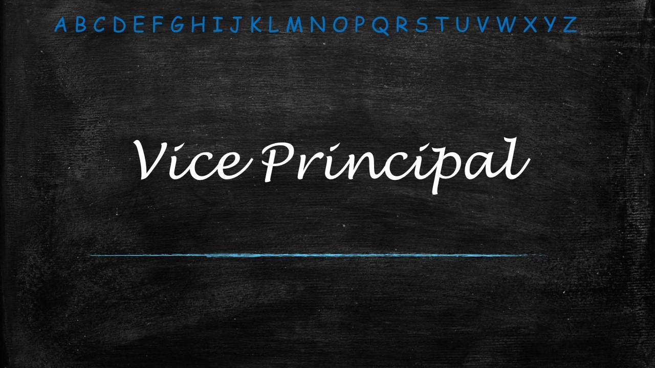 viceprincipal