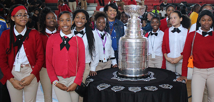 stanley cup students