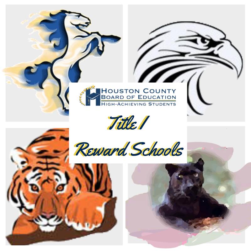 HCSD Title I Reward Schools