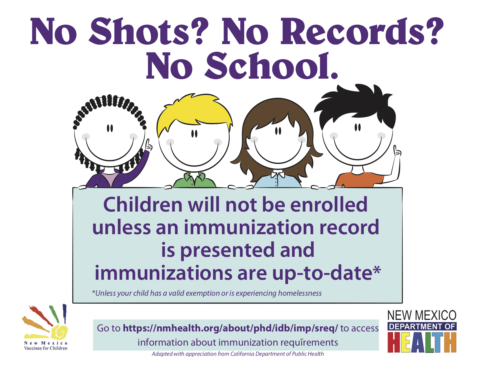 Back to School Immunization
