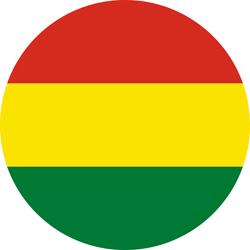 Flag - Bolivia