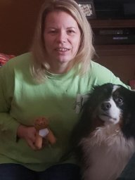 Mrs. Logan and Ollie