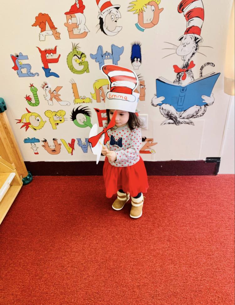 Happy Birthday Dr. Seuss 2021