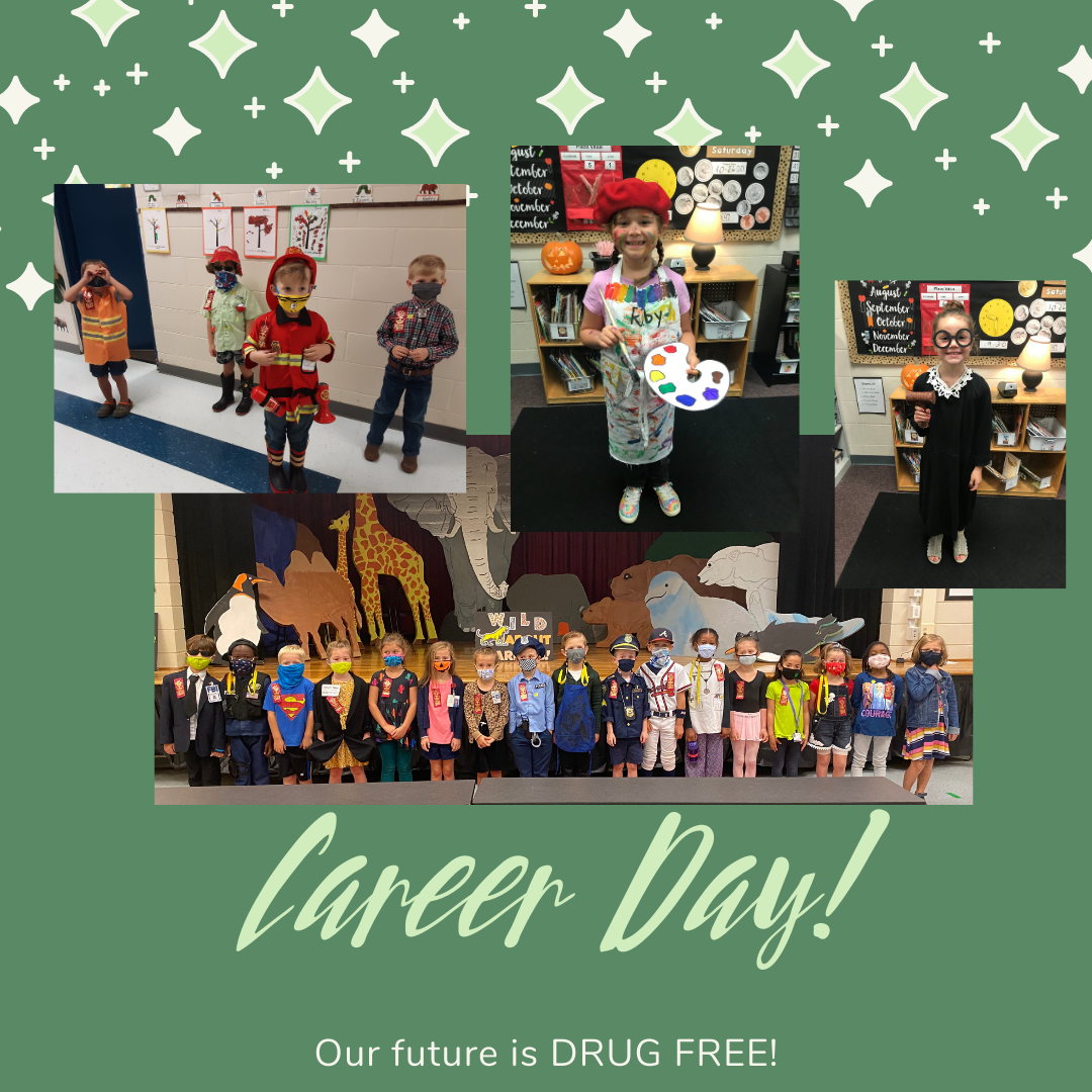 Red Ribbon Week career day