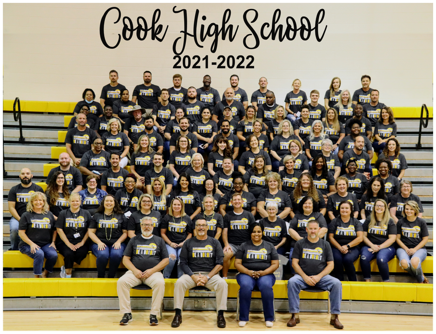 2021-22 Faculty and Staff