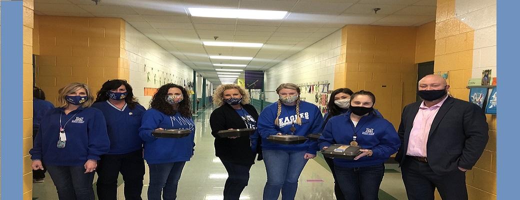 Manley Elementary Staff 2021