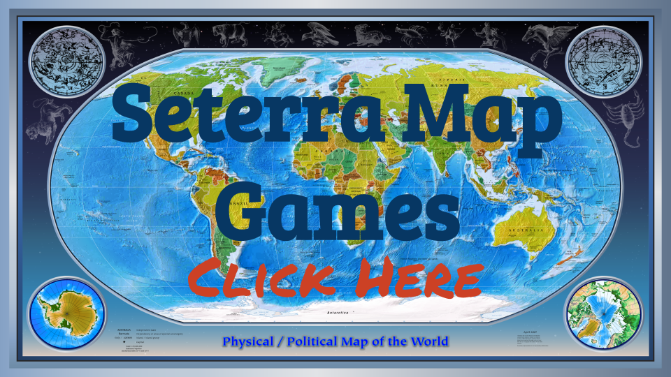 Seterra On line Games