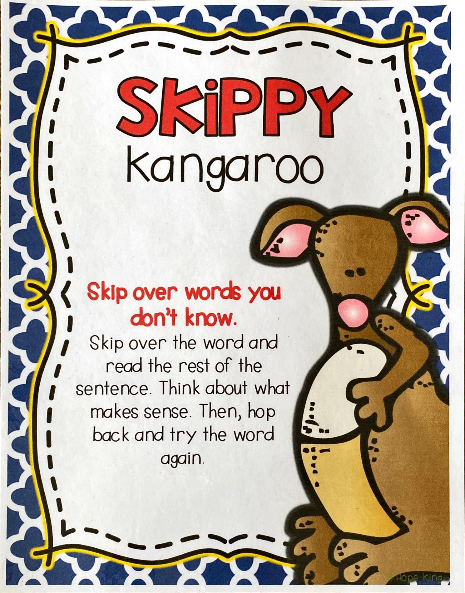 Skippy Kangaroo