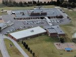 Aerial view of Bean Station Elementary