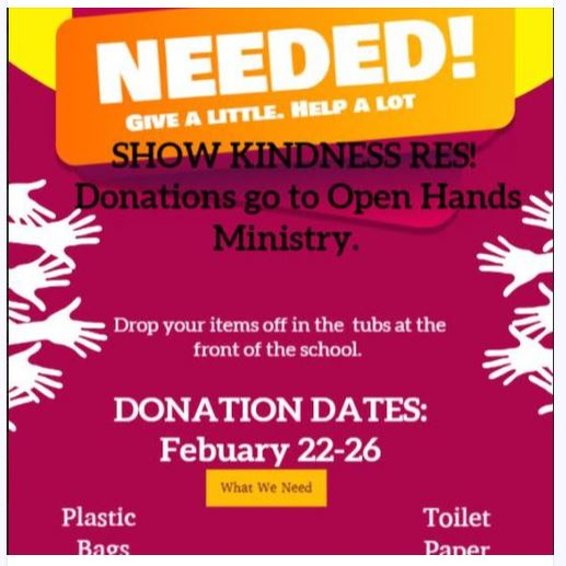 Open Hands Ministry Drive