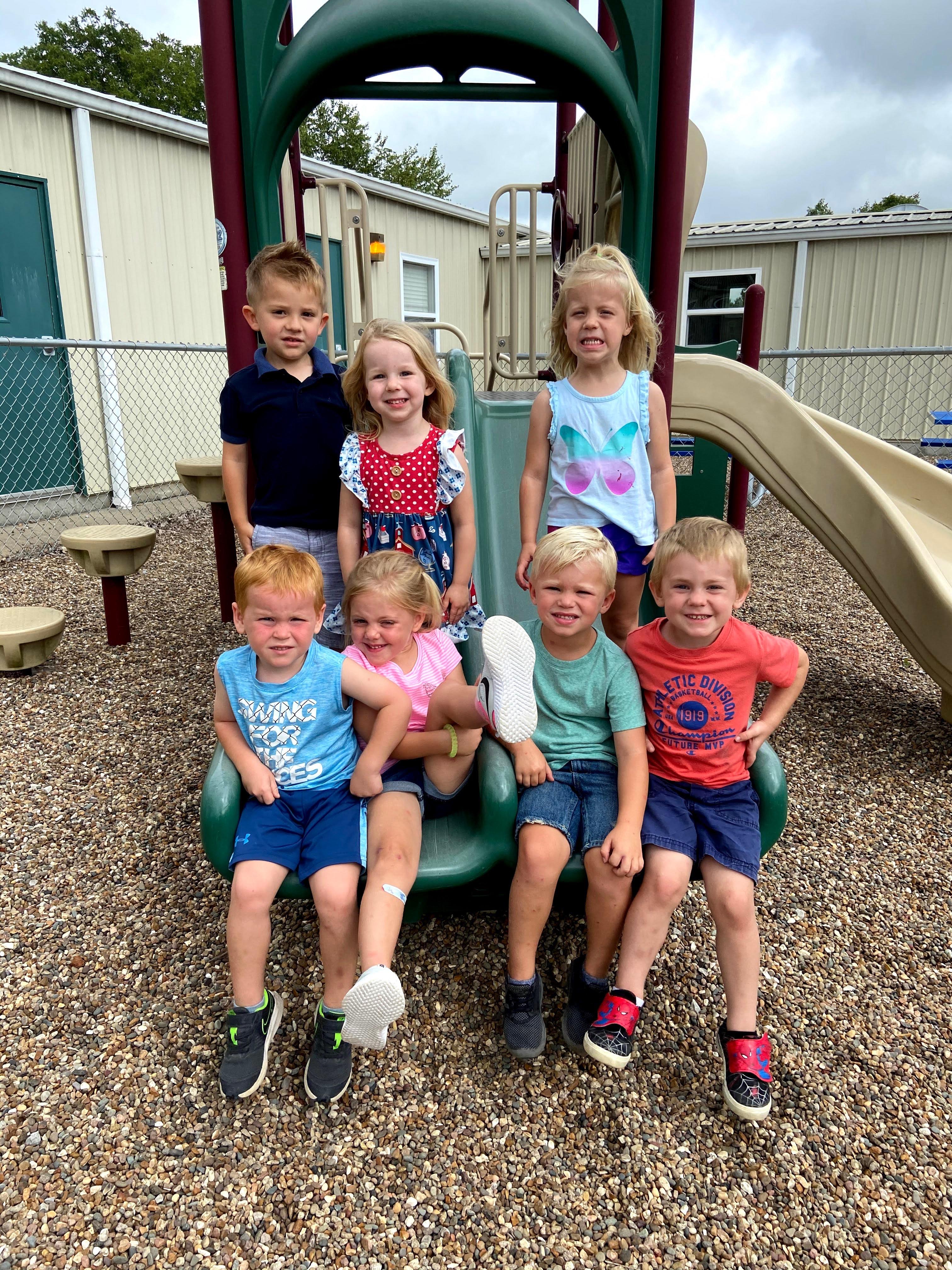 Group Preschool Pic