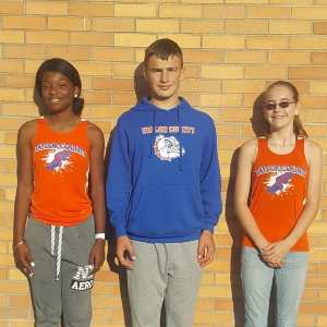 TCMS Track and Field State Finalists