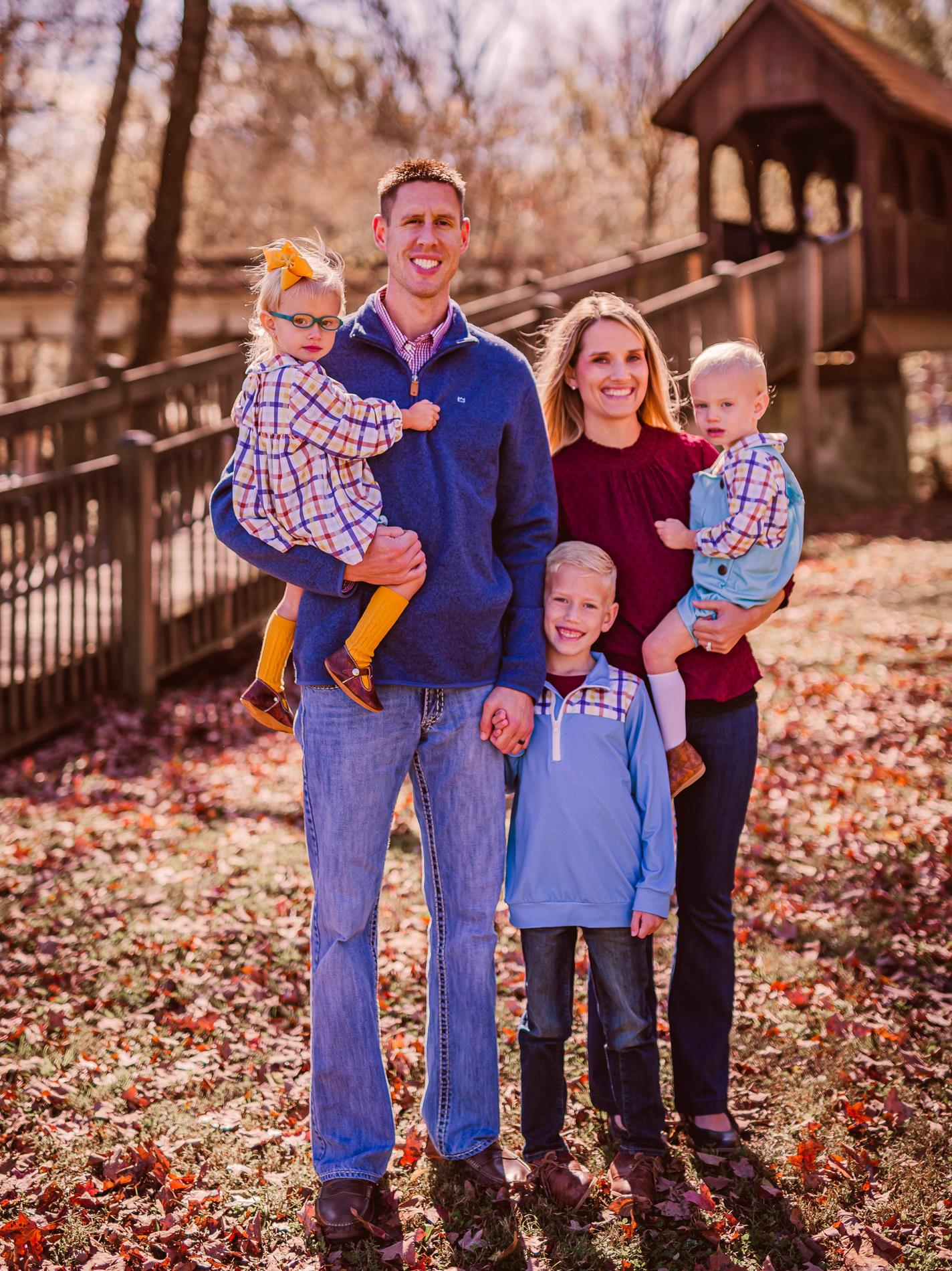 Chelsee Thornton & Family