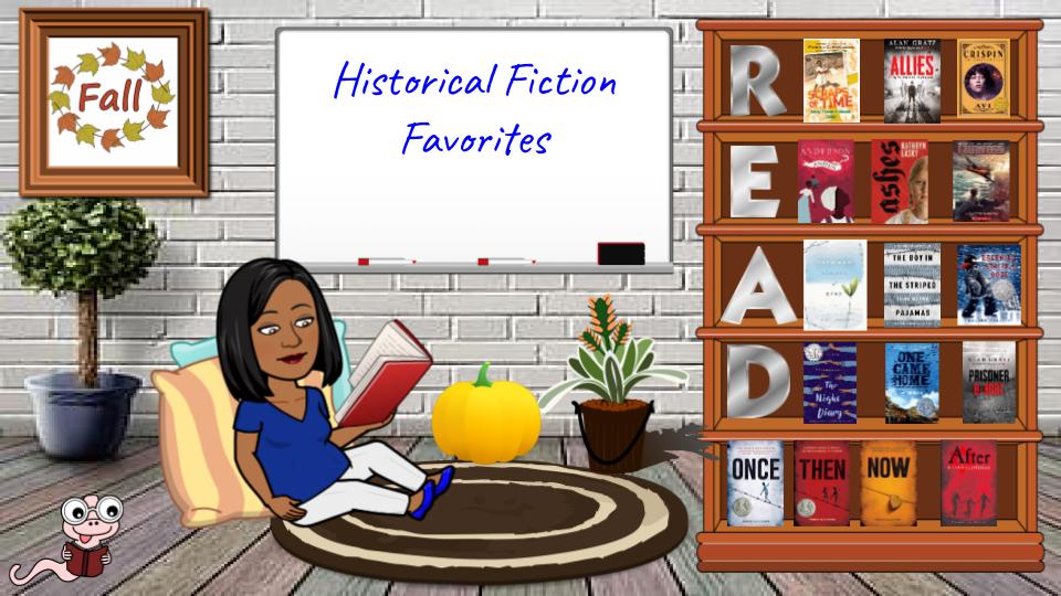 Historical Fiction Favorites