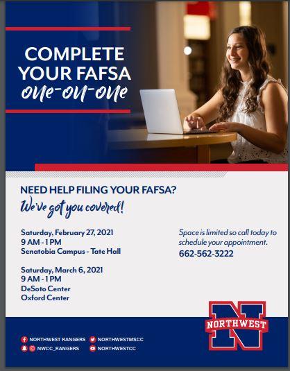 Northwest Community College FAFSA