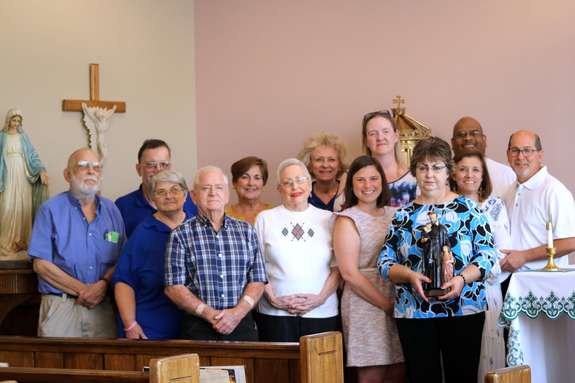 SVDP Group Photo