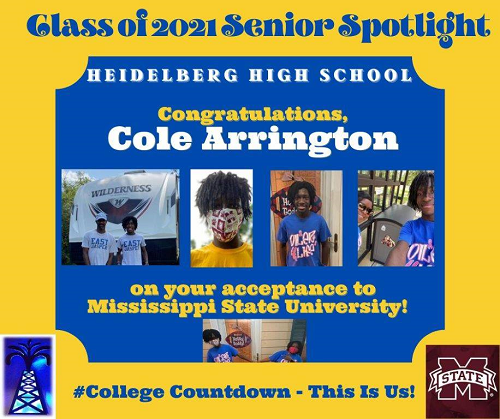 Senior Spotlight 2021