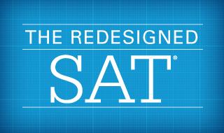 New SAT Logo
