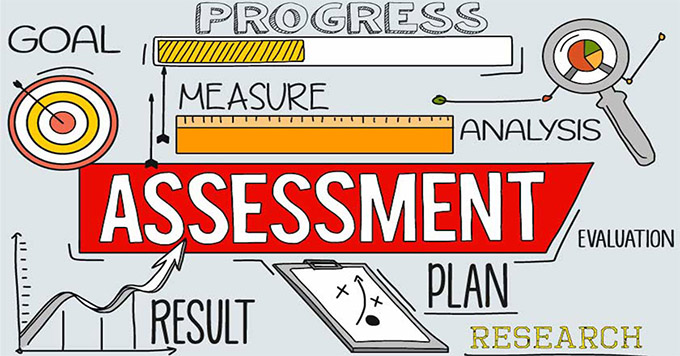 icon for assessment