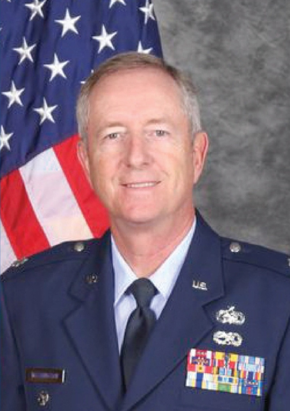 Col Mike Washington