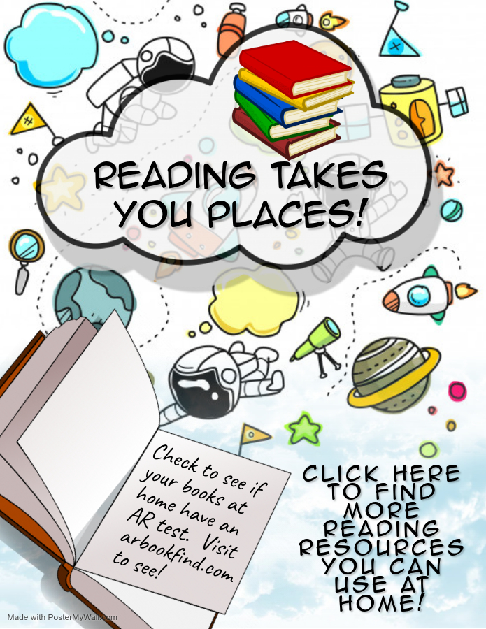 Reading Resources Flyer