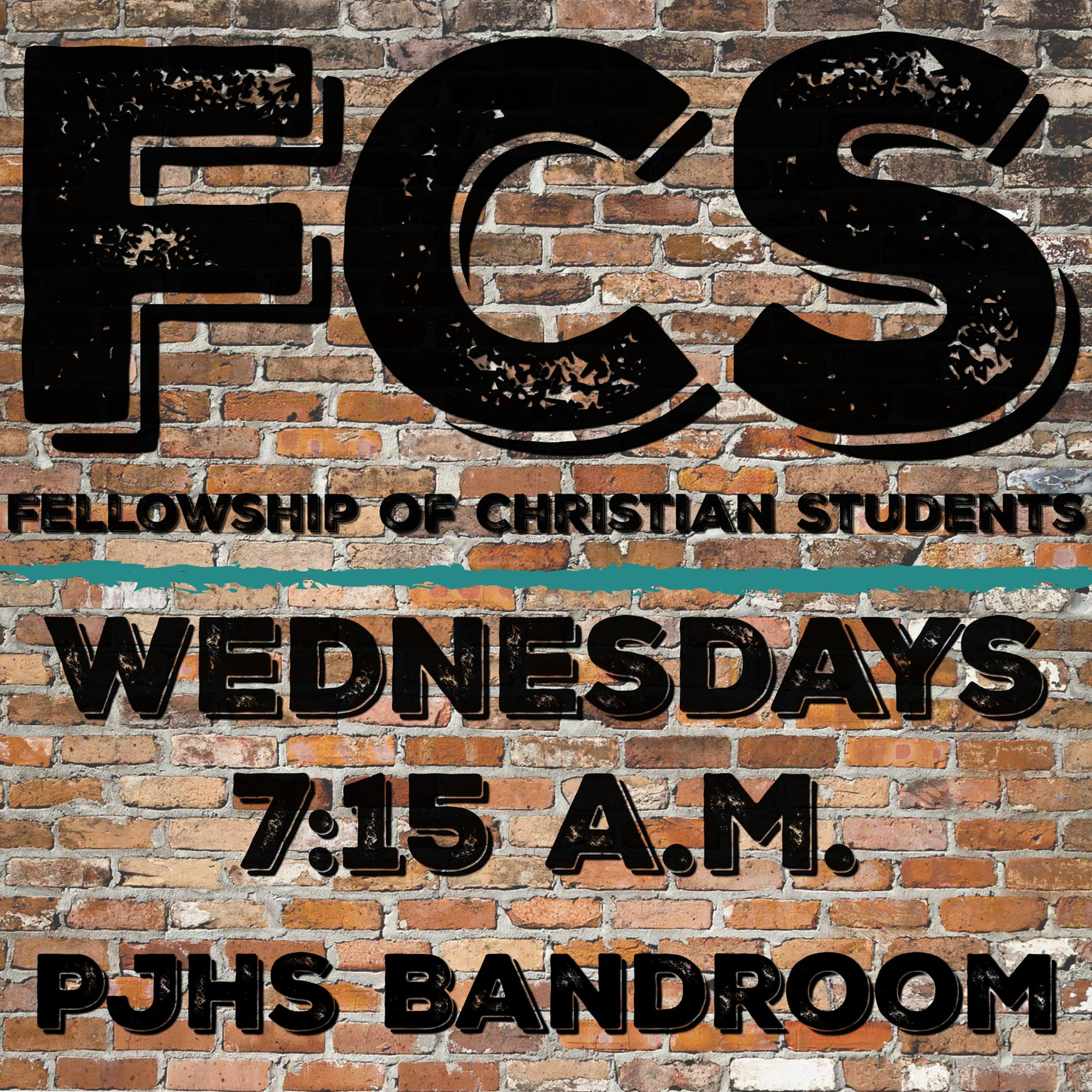 FCS (Fellowship of Christian Students)
