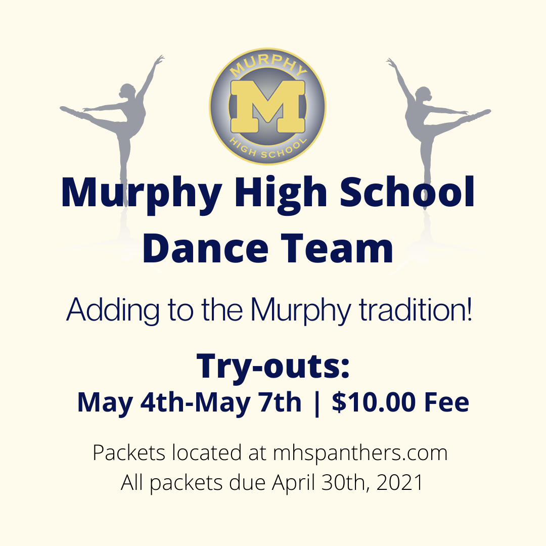 Murphy High School Dance Team Try Outs
