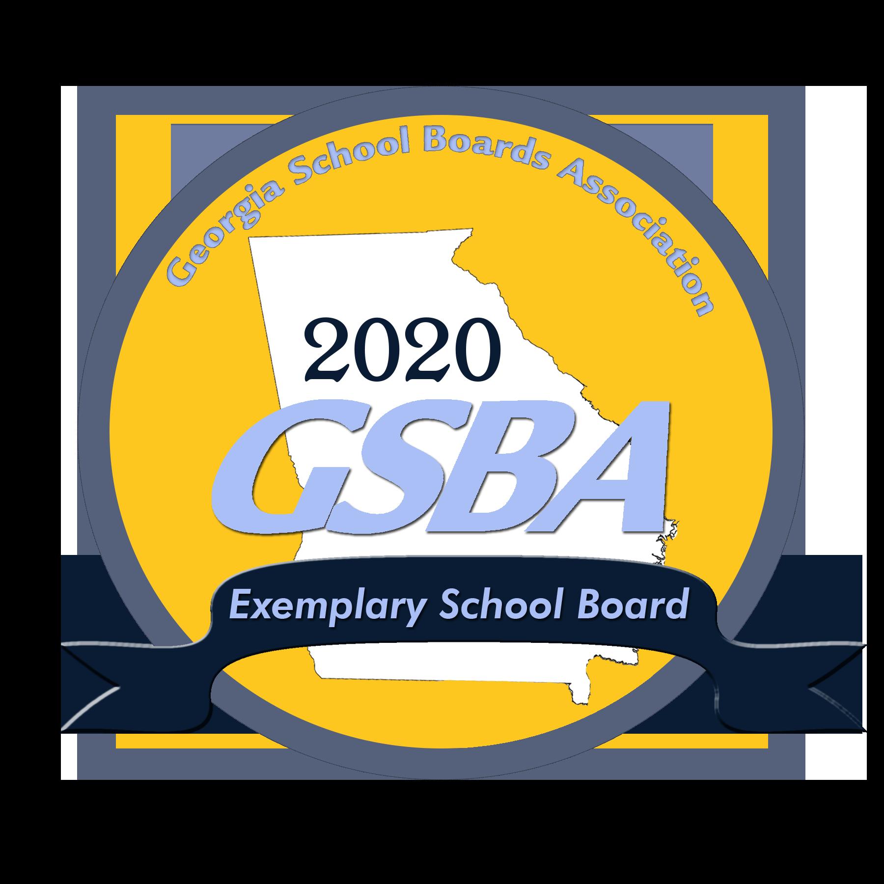 GSBA Exemplary Board 2020