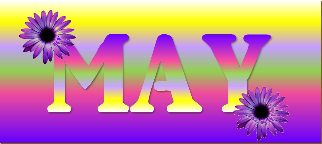 May Banner