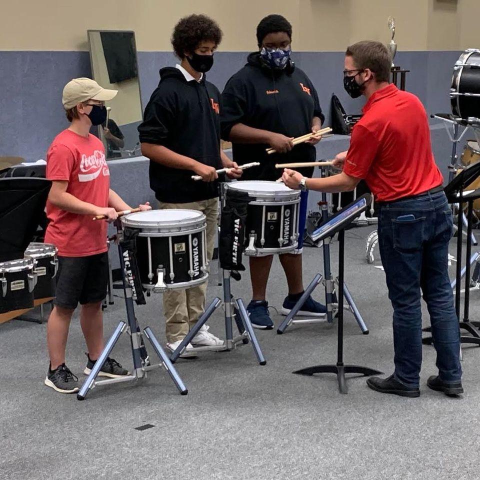 lwhs drums