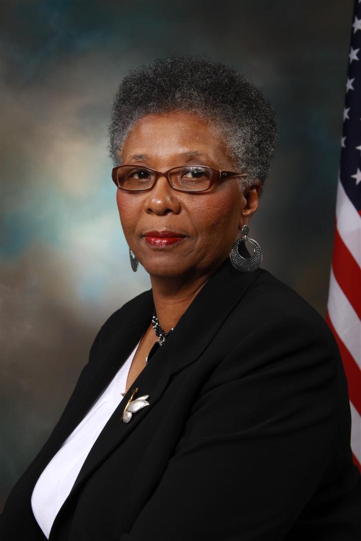 Ms. Rose Mary Johnson