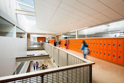 VMS Hallway