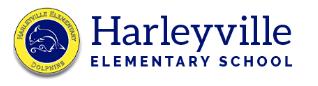 Harleyville Elementary School logo