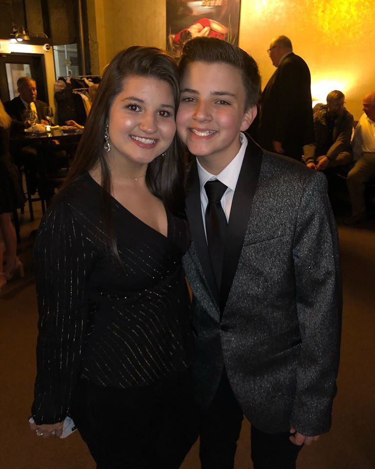 Blake and Jessi