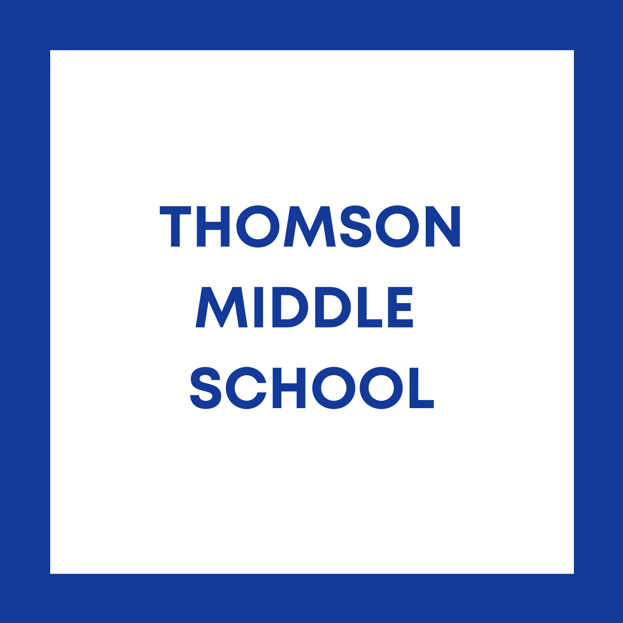 Thomson Middle School